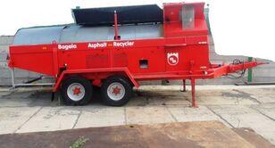 ماكينة إعادة تدوير الأسفلت BAGELA BA 10000 (unused TOP condition zestaw