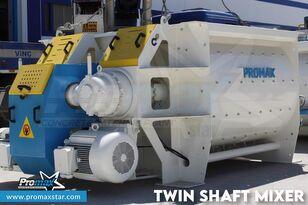 جديد خلاطة الخرسانة PROMAX 2 m3 /3 m3 TWIN SHAFT MIXER