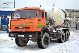 شاحنة خلط الخرسانة KAMAZ 43118-10