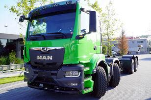 شاحنة خلط الخرسانة MAN TGS 35.510 8x4 BL CH / EURO 6D / FACTORY NEW / NEW MODEL