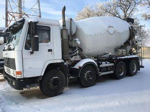شاحنة خلط الخرسانة Stetter  ذات شاسيه VOLVO FL10