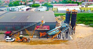 جديد ماكينة صناعة الخرسانة FABO TURBOMIX 100 Mobiles Centrales À Béton