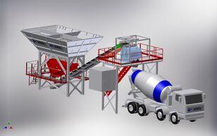 جديد ماكينة صناعة الخرسانة GURIS GCP 35 CP