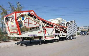 جديد ماكينة صناعة الخرسانة MESAS 100 m3/h MOBILE Concrete Batchıng Plant