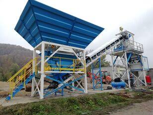 جديد ماكينة صناعة الخرسانة PROMAX Compact C60-SNG-PLUS
