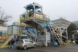 جديد ماكينة صناعة الخرسانة PROMAX Mobile Concrete Batching Plant M100-TWN (100m3/h)