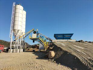 جديد ماكينة صناعة الخرسانة PROMAX Mobile Concrete Batching Plant PROMAX M60-SNG (60m3/h)