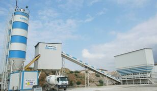 جديد ماكينة صناعة الخرسانة SEMIX  Stationary 160 STATIONARY CONCRETE BATCHING PLANTS 160m³/h