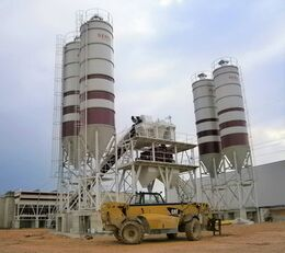 جديد ماكينة صناعة الخرسانة SEMIX Stationary 200 STATIONARY CONCRETE BATCHING PLANTS 200m³/h