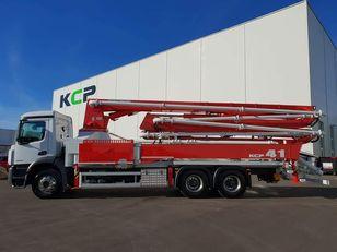 جديد مضخة الخرسانة KCP KCP41ZX5150