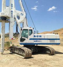 وحدة حفر الآبار SOILMEC SR60 SR30
