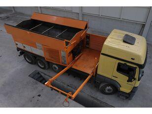 متنوعات Srt makina ASPHALT PATCH ROBOT, MACHINE OF ASPHALT ROAD MAINTENANCE