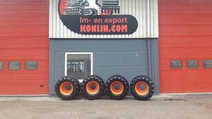 حفارة ذات العجلات Tianli single tires 600/50x22.5