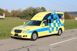 الميكروباصات سيارة الإسعاف MERCEDES-BENZ E280 hochlang BINZ