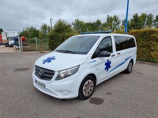 الميكروباصات سيارة الإسعاف MERCEDES-BENZ VITO 163 CV - 2018 - 204 000 KM - AUTOMATIC