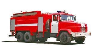 سيارة المطافئ KRAZ 65101